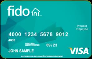 Prepaid Visa Card >> Fido Visa Prepaid Card Faqs Fido Support
