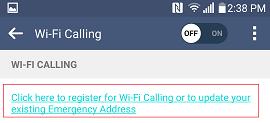 WiFi Calling | How to use WiFi Calling | Fido