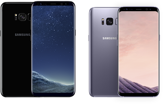 how to change phone colors galaxy s8