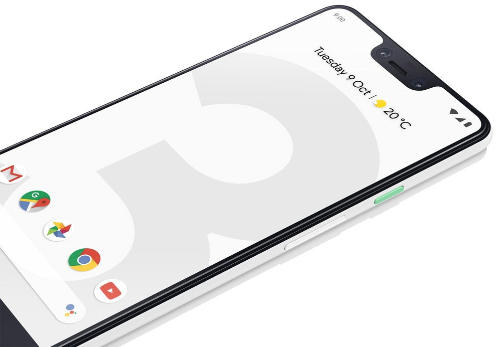 Order your Google Pixel 3 from Fido today.