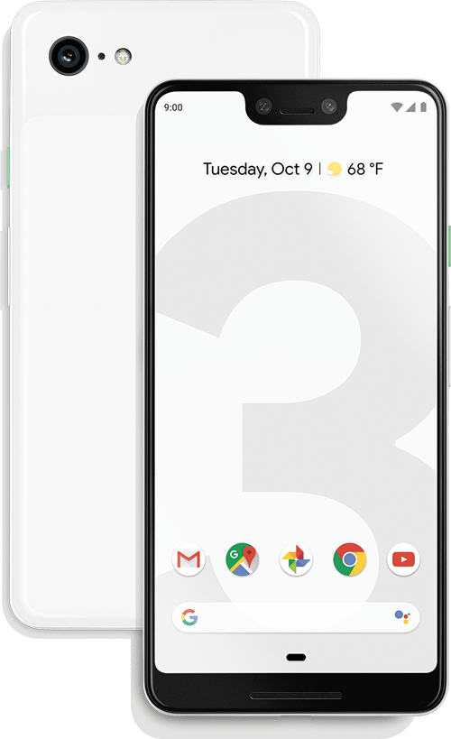 Say hello to the Google Pixel 3 and Pixel 3 XL.