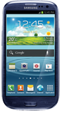 Galaxy S3 - Blue - Android