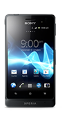 Sony Xperia go (black) - Android Phone