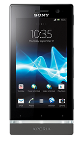 Sony Xperia U - Accessibility features