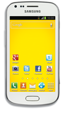 Samsung Galaxy Ace II x - White
