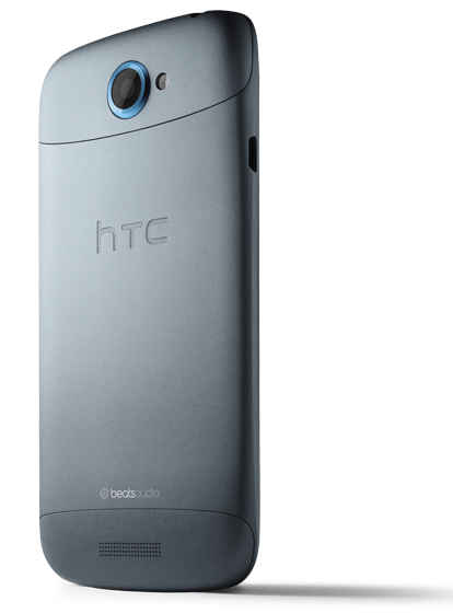 HTC One S Side Backview