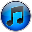 iPhone 5 - itunes logo