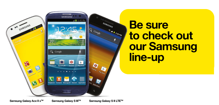 Be sure to check out our Samsung line-up