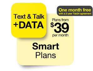 Smart Plans - Text, talk and data